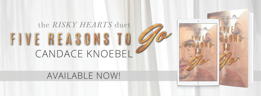 FIVE REASONS TO GO Release Day