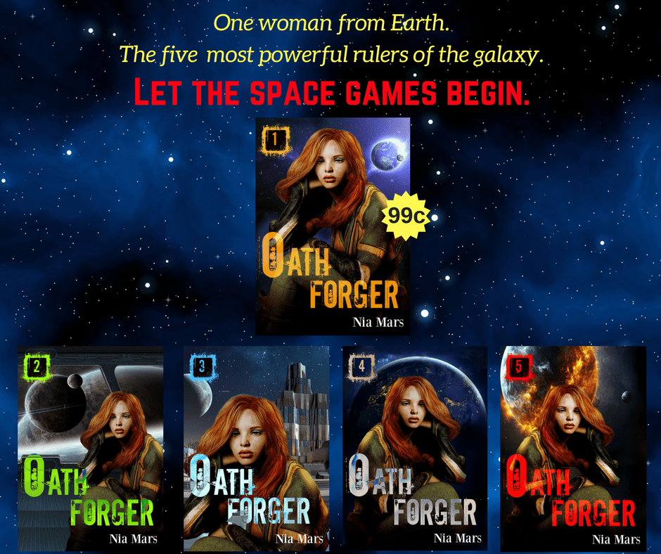 OATH FORGER Series