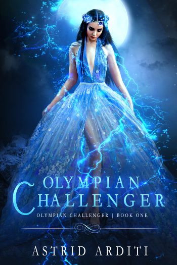 OLYMPIAN CHALLENGER (Olympian Challenger #1) by Astrid Arditi