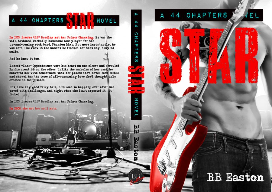 STAR (44 Chapters #4) by BB Easton (Full Cover)