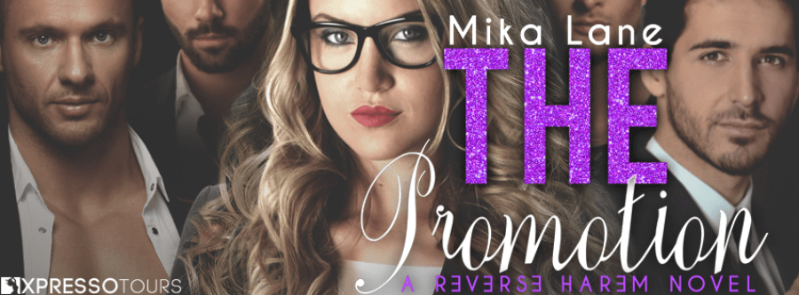 THE PROMOTION Cover Reveal
