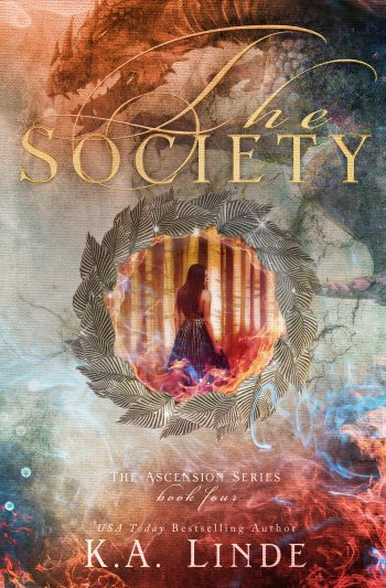 THE SOCIETY (Ascension #4) by K.A. Linde