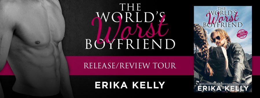THE WORLD'S WORST BOYFRIEND Blog Tour