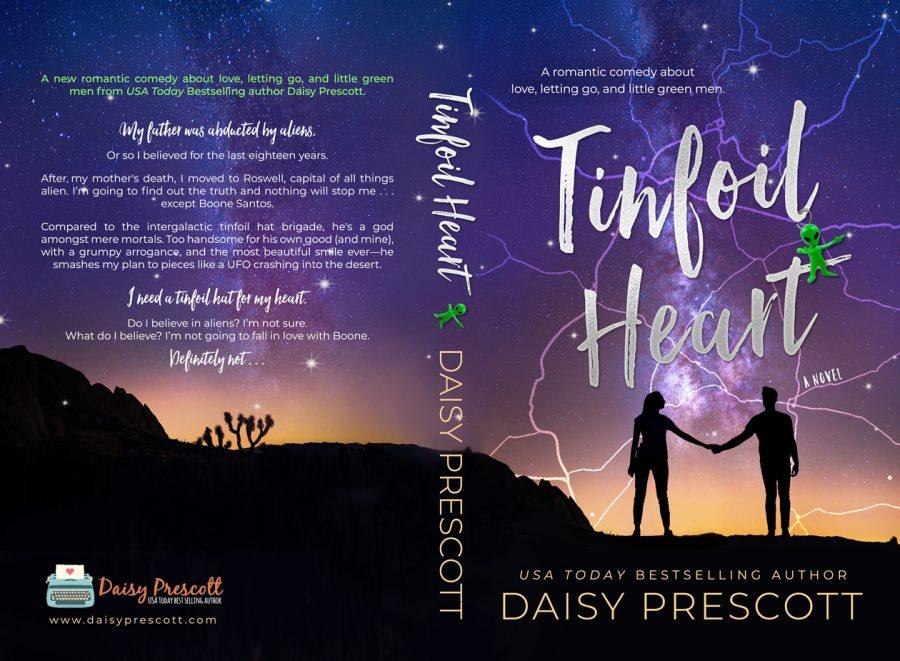 TINFOIL HEART by Daisy Prescott (Full Cover)
