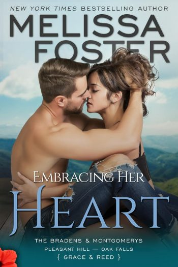 EMBRACING HER HEART (The Bradens and Montgomerys #1) by Melissa Foster