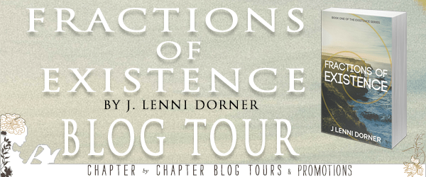 FRACTIONS OF EXISTENCE Blog Tour