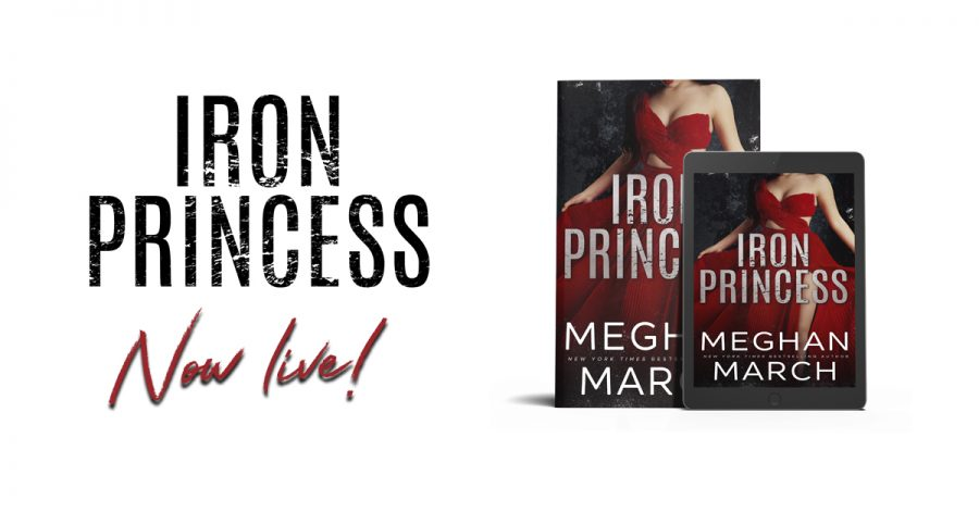 IRON PRINCESS Release Day