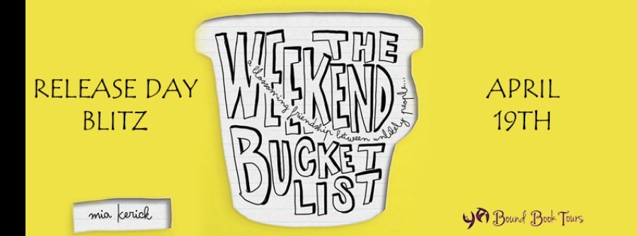 WEEKEND BUCKET LIST Release Day