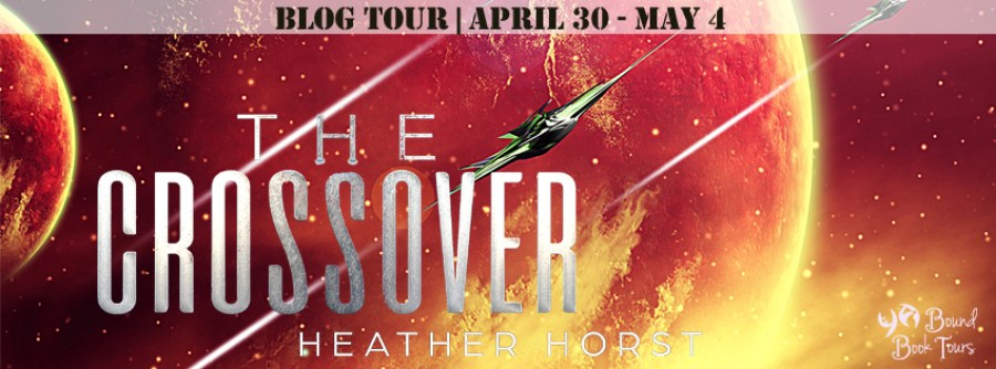 THE CROSSOVER Blog Tour
