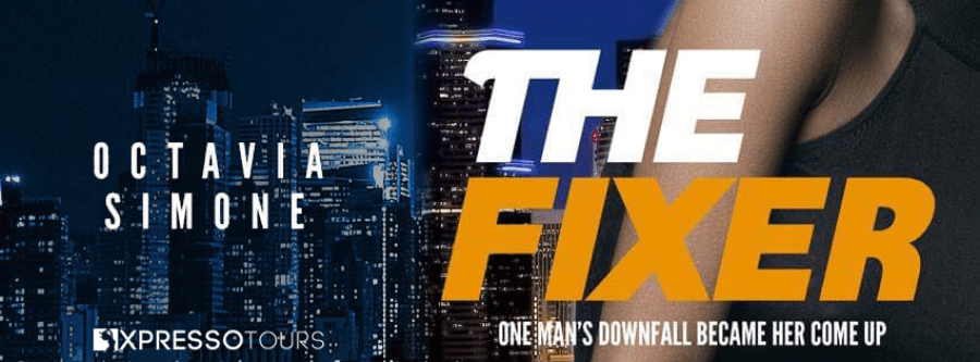 THE FIXER Cover Reveal