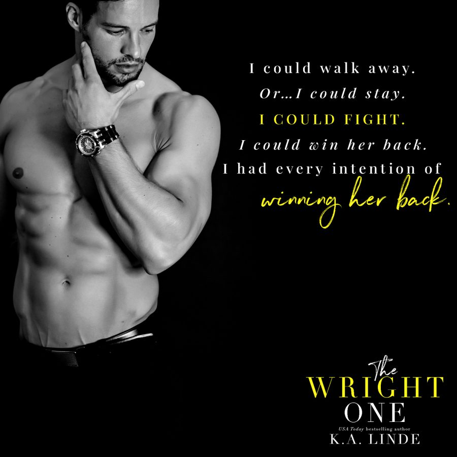THE WRIGHT ONE Teaser 1