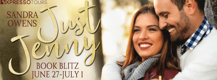 JUST JENNY Book Blitz