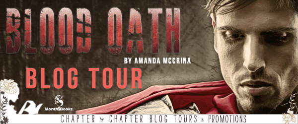 BLOOD OATH Blog Tour