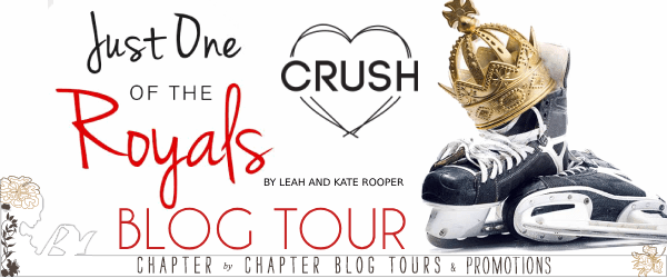 JUST ONE OF THE ROYALS Blog Tour