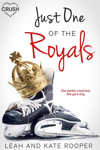 JUST ONE OF THE ROYALS (The Chicago Falcons#2) by Leah Rooper and Kate Rooper