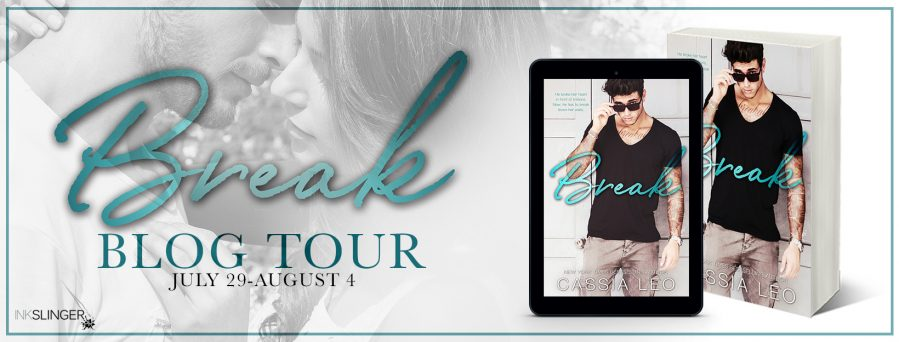 BREAK Blog Tour