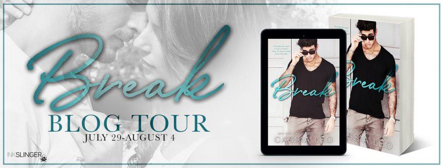 BREAK Blog Tour