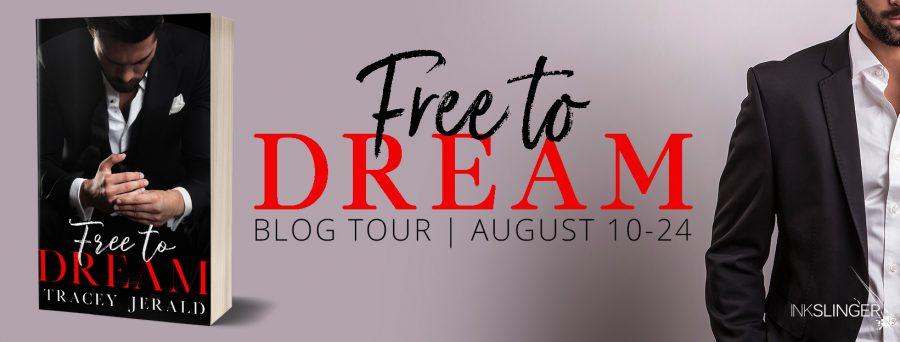 FREE TO DREAM Blog Tour