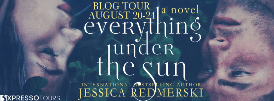 EVERYTHING UNDER THE SUN Blog Tour