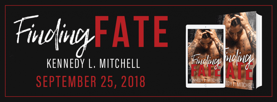 FINDING FATE Cover Reveal