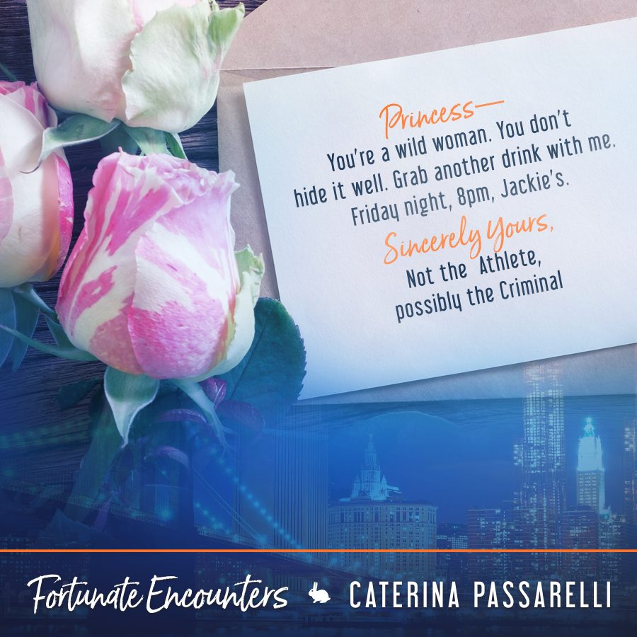 FORTUNATE ENCOUNTERS Teaser 1
