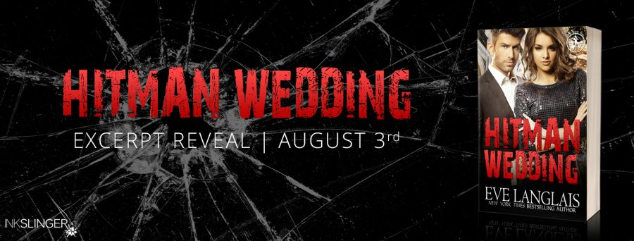 HITMAN WEDDING Excerpt Reveal