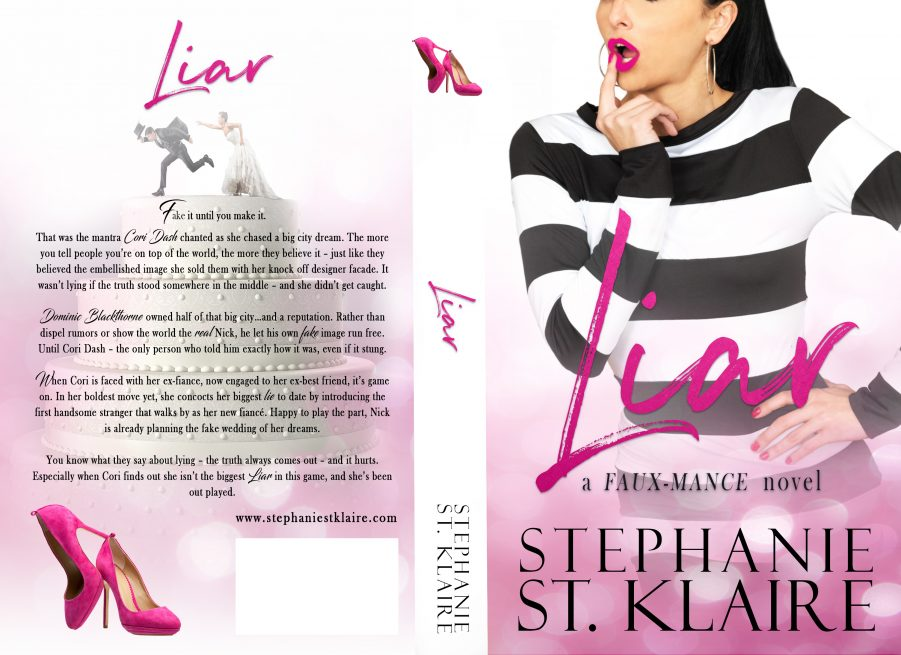 LIAR (Faux-Mance #1) by Stephanie St. Klaire (Full Cover)