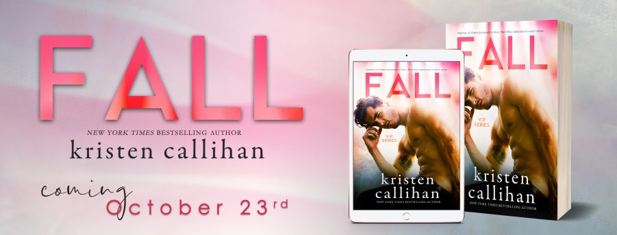 FALL Cover Reveal