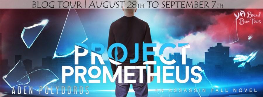 PROJECT PROMETHEUS Blog Tour