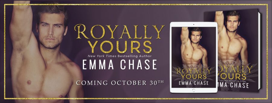 ROYALLY YOURS Cover Reveal