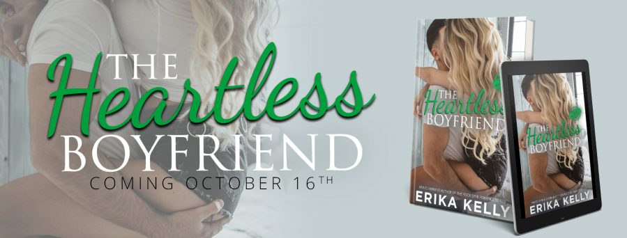 THE HEARTLESS BOYFRIEND Cover Reveal