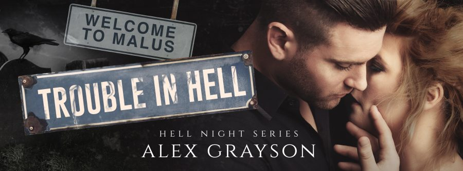 TROUBLE IN HELL Cover Reveal