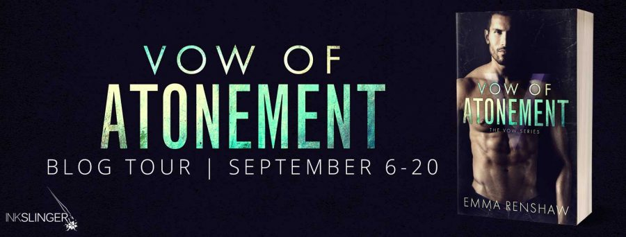 VOW OF ATONEMENT Release Day