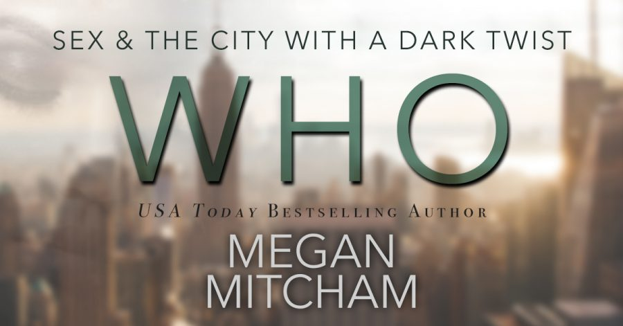 WHO Cover Reveal