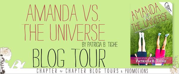 AMANDA VS. THE UNIVERSE Blog Tour