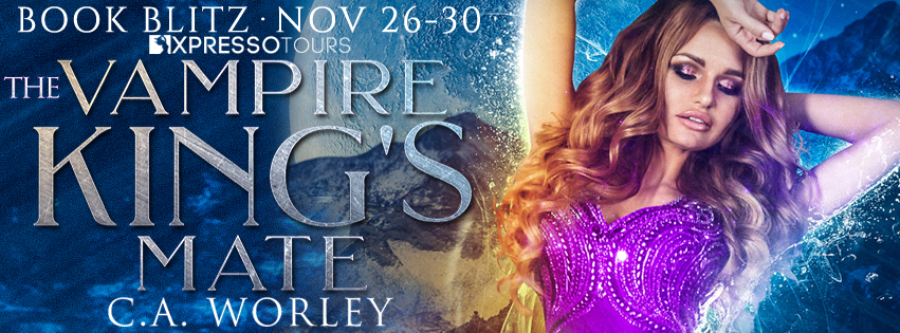 THE VAMPIRE KING'S MATE Book Blitz