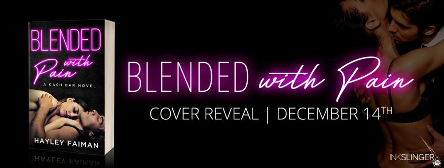 BLENDED WITH PAIN Cover Reveal