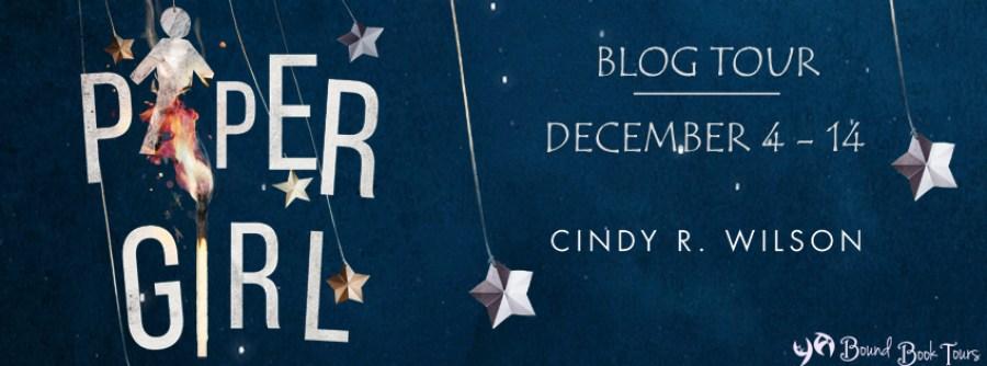 PAPER GIRL Blog Tour