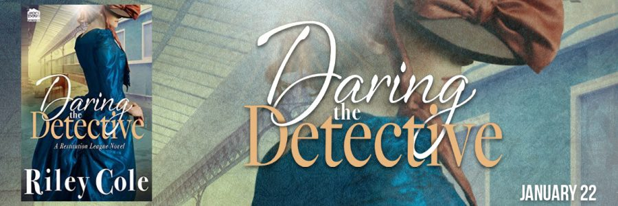 DARING THE DETECTIVE Cover Reveal
