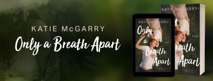 ONLY A BREATH APART Blog Tour