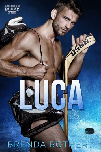LUCA (Chicago Blaze Hockey #2) by Brenda Rothert