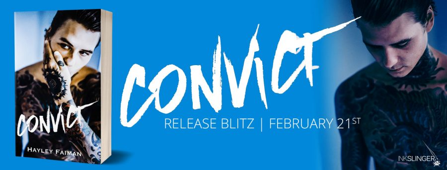 CONVICT Release Day