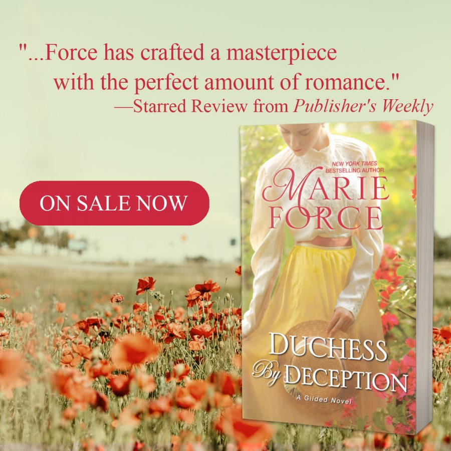 DUCHESS BY DECEPTION Teaser