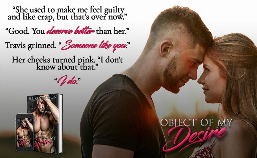 OBJECT OF MY DESIRE Teaser