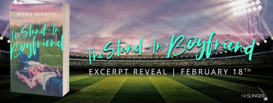 THE STAND-IN BOYFRIEND Excerpt Reveal