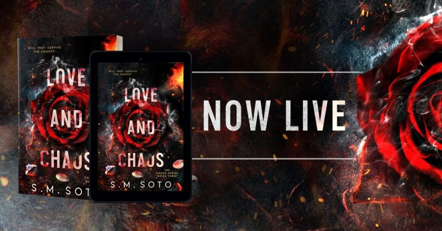 LOVE AND CHAOS Release Day