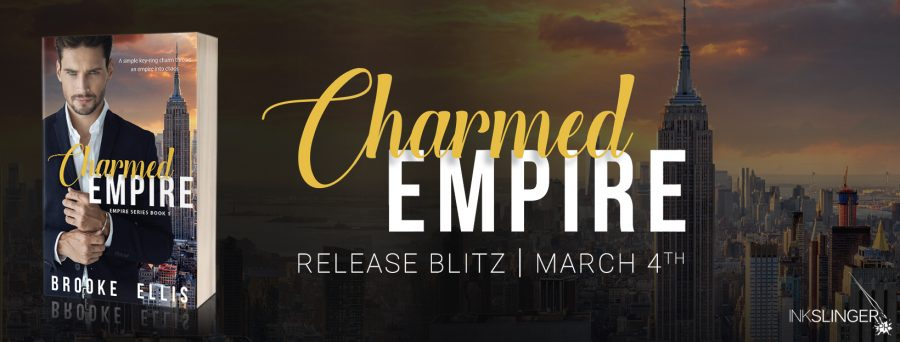 CHARMED EMPIRE Release Day