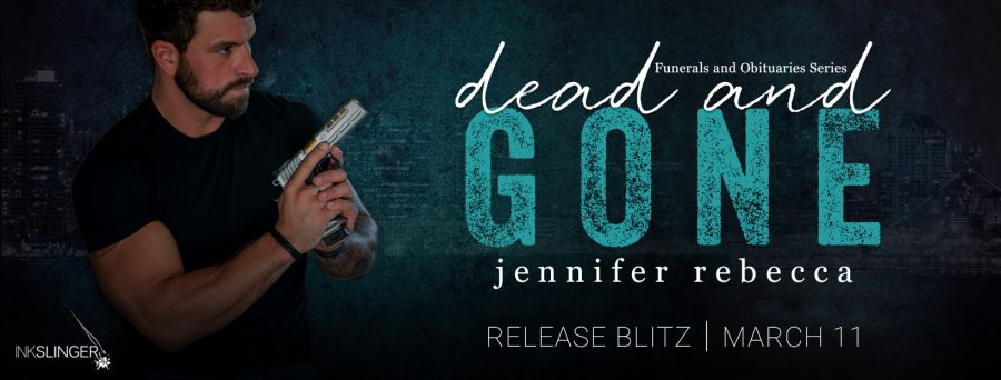 DEAD AND GONE Release Day