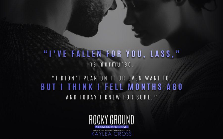 ROCKY GROUND Teaser