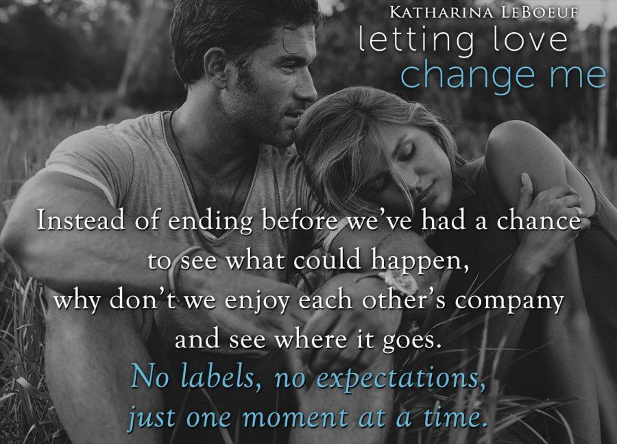 LETTING LOVE CHANGE ME Teaser